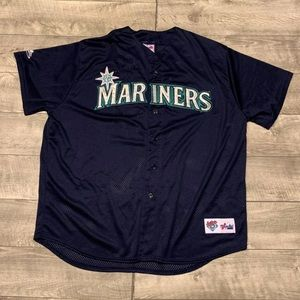 Majestic Ichiro Mariners Jersey Size XXL